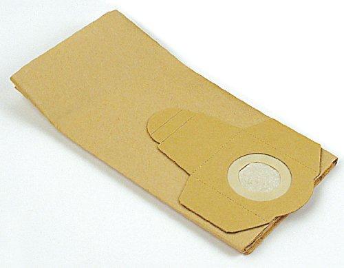 Mannesmann Papier-Staubfangbeutel für Nass-/Trockensauger,, M12741