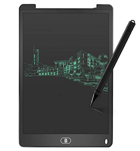 Board 12 Inch LCD Screen Writing Tablet Kids Drawing Pad for Children Drawing Doodle Graffiti Practice Handwriting Gifts for Kids.