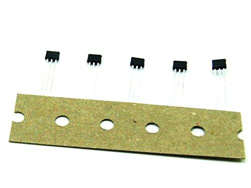 POPESQ® - 5 Stk. / pcs. x TLE4905L HALL Magnet/Magnetic Schalter Switch Arduino kompatibel TLE4905#A164