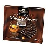 "Liquor Filled European Dark Chocolate Brendy"" Connoisseur"" 400g."