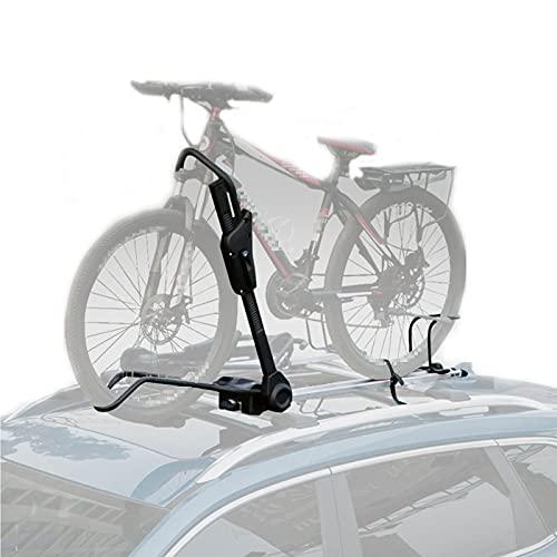 HXXXIN Portabicicletas De Techo Universal SUV Coche Portabicicletas De Carretera Portabicicletas para Niños De Montaña Que Llevan La Bicicleta