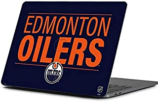 Skinit Decal Laptop Skin for MacBook Pro 13-inch (2016-17) - Officially Licensed NHL Edmonton Oilers Lineup Design