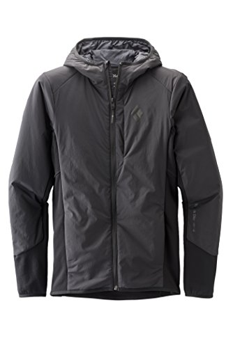 Black Diamond First Light Hybrid Hoody - Softshell à Capuche Femme