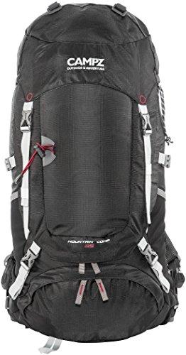 CAMPZ Mountain Comp 35l Rucksack schwarz 2020 Outdoor-Rucksack