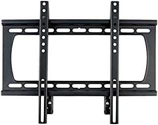 "SunBriteTV Outdoor Weatherproof Fixed Mount for 23"" - 43"" TV Screens & Displays - SB-WM-F-M-BL (Black)"
