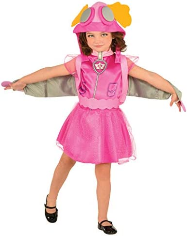 Rubie's Paw Patrol Skye Child Costume, Small, Pink