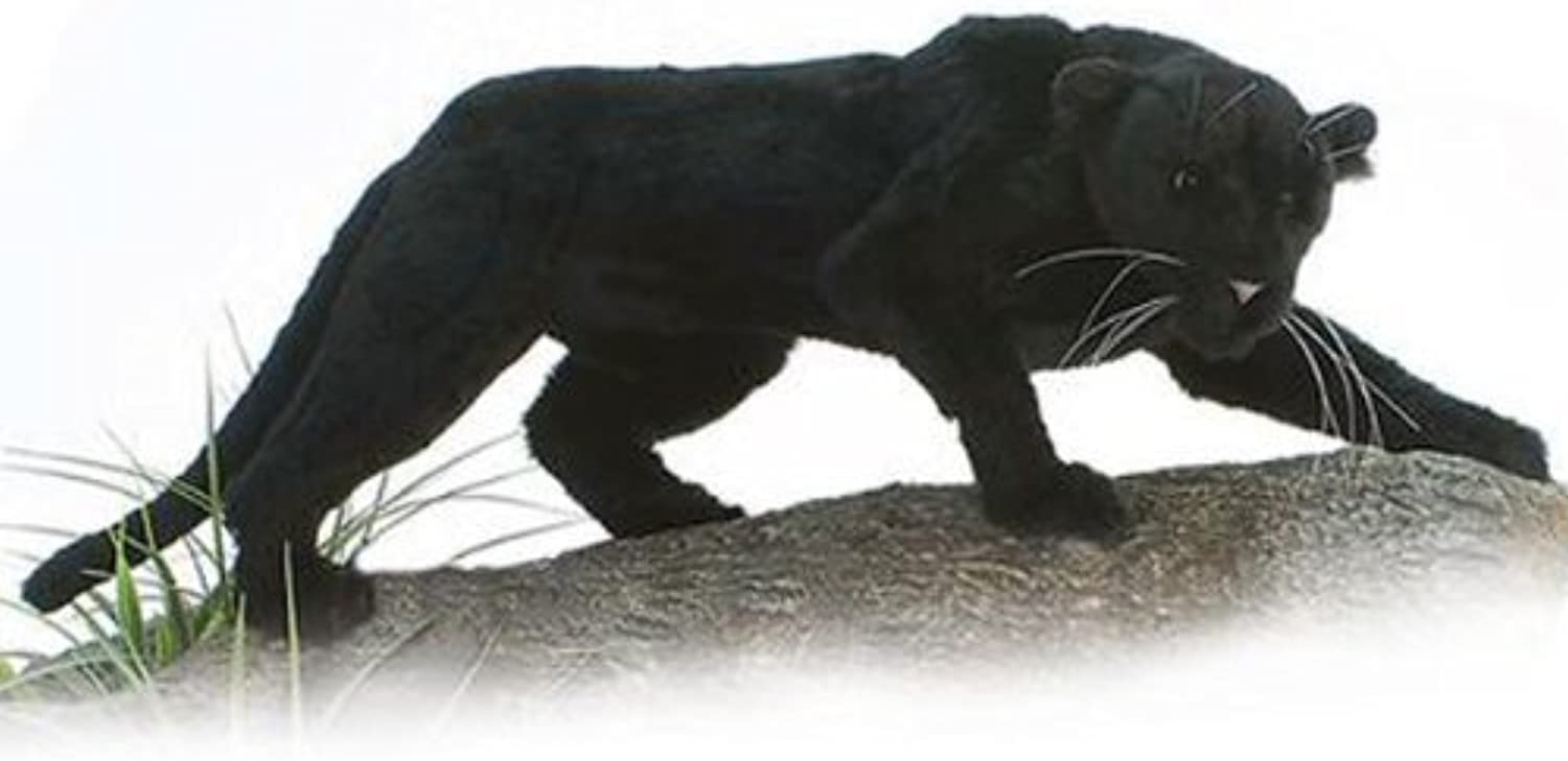 ventas en línea de venta Crawling negro Panther Reproduction By Hansa, 22'' -Affordable Gift for for for your Little One  Item  DHAN-5305 by Hansa  en stock