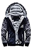 One Piece Anime Cosplay Costume Jolly Rogers Hoodie Sweatshirt Tops Coat Outwear Camouflage Thick Sweater