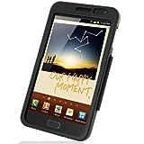 PDair Aluminum Metal Case pour Samsung Galaxy Note GT-N7000 (Black), Cas d'armure de Protection