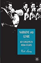 Narrative and Genre: Key Concepts in Media Studies by Nick Lacey (2000-04-22)