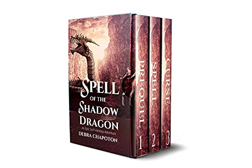 Dragons and Drones Box Set: Books 1-2 (Prequel, Spell of the Shadow Dragon, Curse of the Winter Dragon) (English Edition)