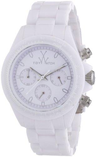 ToyWatch Unisex-Armbanduhr Chronograph Verschiedene Materialien MO07WH