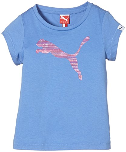 PUMA Mädchen T-Shirt Fun TD Graphic Tee G, Ultramarine, 176