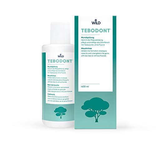 Tebodont® Mundspülung (ohne Fluorid) 400ml