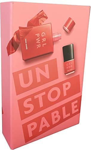 Toni Gard- GRL PWR - Girl Power - Set - Geschenkset - Unstoppable - Eau de Parfum EdP 50ml +...