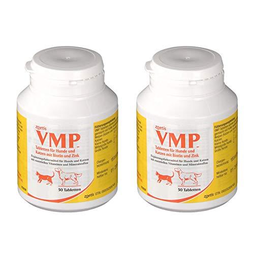 2x Zoetis VMP 50 Tabletten