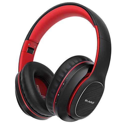 BLARO Bluetooth Headphones Over Ear, Hi-Fi Deep Bass Wireless and...