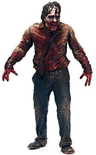 The Walking Dead McFarlane AMC TV Serie 1 - Short Card Action Figur - Zombie Biter (with Biting Action)