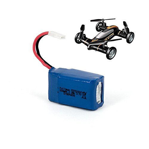 SYMA Ersatzakku X9 ( C ) Quadrocopter Flying Car 3,7V 600mAh