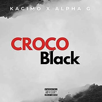 Croco black