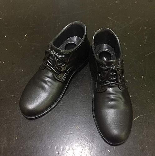Tytlmask kleding model 1/6 ladder Action Figure accessoires zwart kunststof schoenen voor mannen