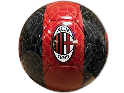 PUMA Pallone Calcio AC Milan Core Nero 5