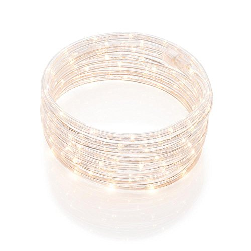 Meilo FSL50-SW LED Rope Strip Light, Soft White