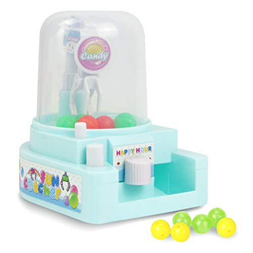 Knowooh Candy Grabber Süßigkeitenautomat Mini Greifautomat Spielzeug Kinder Spielzeug Greifmaschine Spiel Kinder Party Spielzeug Geschenk,Pink