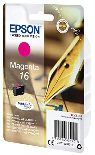 Epson C13T16234022Inkjet/Cartouche jet d'encre Originale - Magenta
