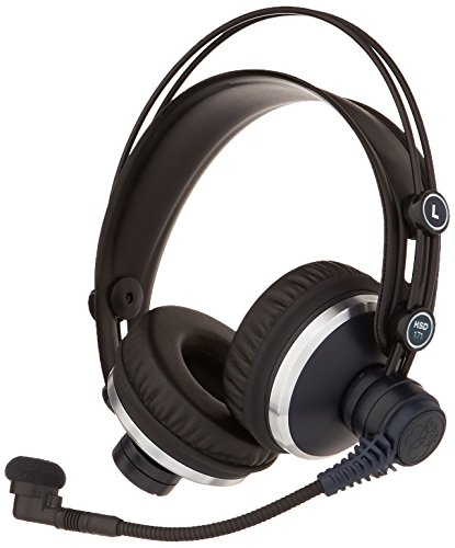 AKG Pro Audio HSD171 Professional Headset with Dynamic Microphone