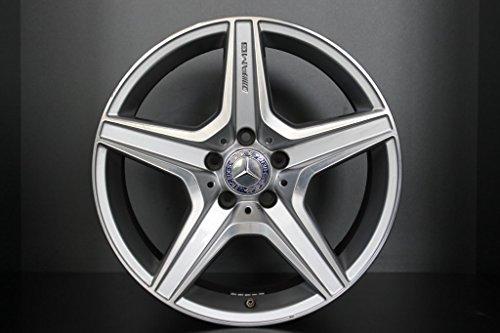 Original Mercedes Benz C-Klasse W204 AMG A2044013902-4002 Felgen Satz 18