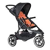 Phil&teds Sport V6 2019+ - Cochecito de bebé con funda de asiento