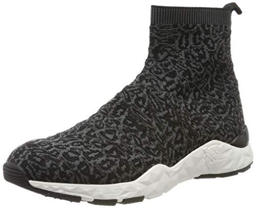 Marc Cain Damen Hohe Sneaker, Mehrfarbig (Pebble 851), 38 EU