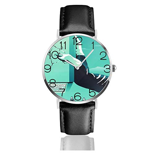 マイティ・ソー バトルロイヤル 腕時計 超薄型 軽量 ステンレス製 ブレスレット 40mm 防水 男女兼用