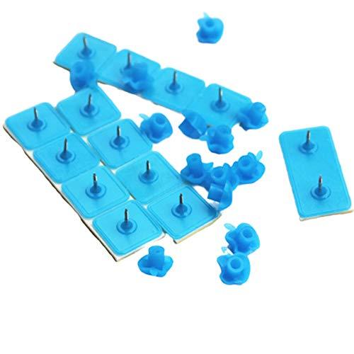 BOENTA Fliegengitter Magnet Fliegengitter Tür Tür Jalousien Magnetische Weichen Tür für Anti Moskito Bildschirm Tür für Anti Pest Tür Vorhang Fly Bildschirm velcroblue