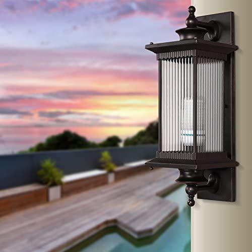 Mkj wandlampen in moderne stijl voor slaapkamer, hal, wandlampen voor woonkamer, hal, eetkamer, Art Deco, wandlampen voor buiten, deuren, drukgieten, wandlampen 19012