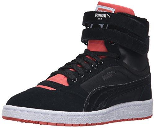 Puma Sky II Hi Streetwear Wn's, Scarpe da Basket Donna Marrone Brown