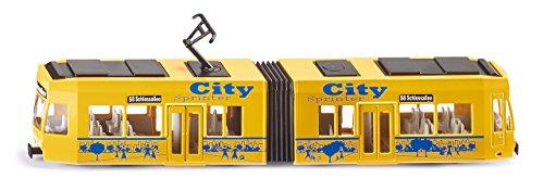 Siku 3726 - Straßenbahn (farblich sortiert)