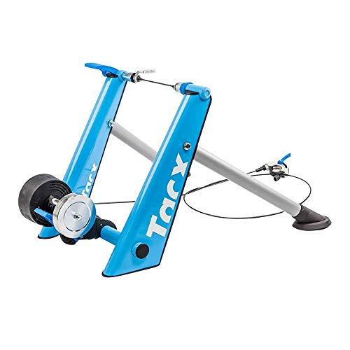 "Motodak Home Trainer TacX Blue Matic magnético de 10 Niveles – Compatible con Ruedas de 26"" – 700c – 27.5""-29"""