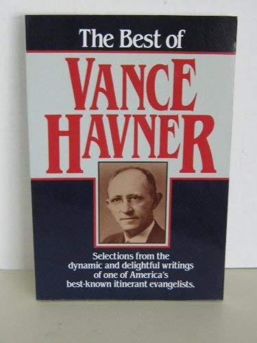 Image of The Best of Vance Havner