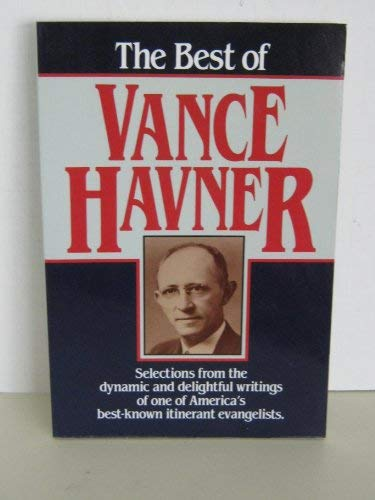 Image of The Best of Vance Havner