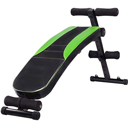 Fantastic Prices! DEJA Sit-up Board, Home Multi-Function Sports Web Aids, Foldable, Reclining Bench ...