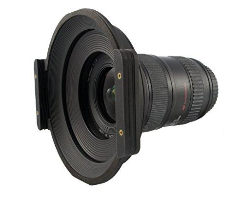 Haida Vollmetall Serie 150 Filterhalter Universal für 95 mm Objektive