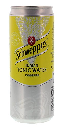 Schweppes Tonic Water 24 x 0,33 Liter Dose