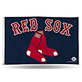Rico Industries MLB Flagge, 91 x 152 cm, Boston Red Sox