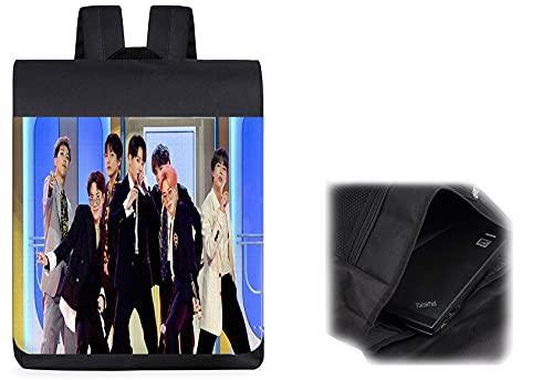 MOCHILA MUSIC AWARDS BTS GRUPO KPOP backpack rucksak