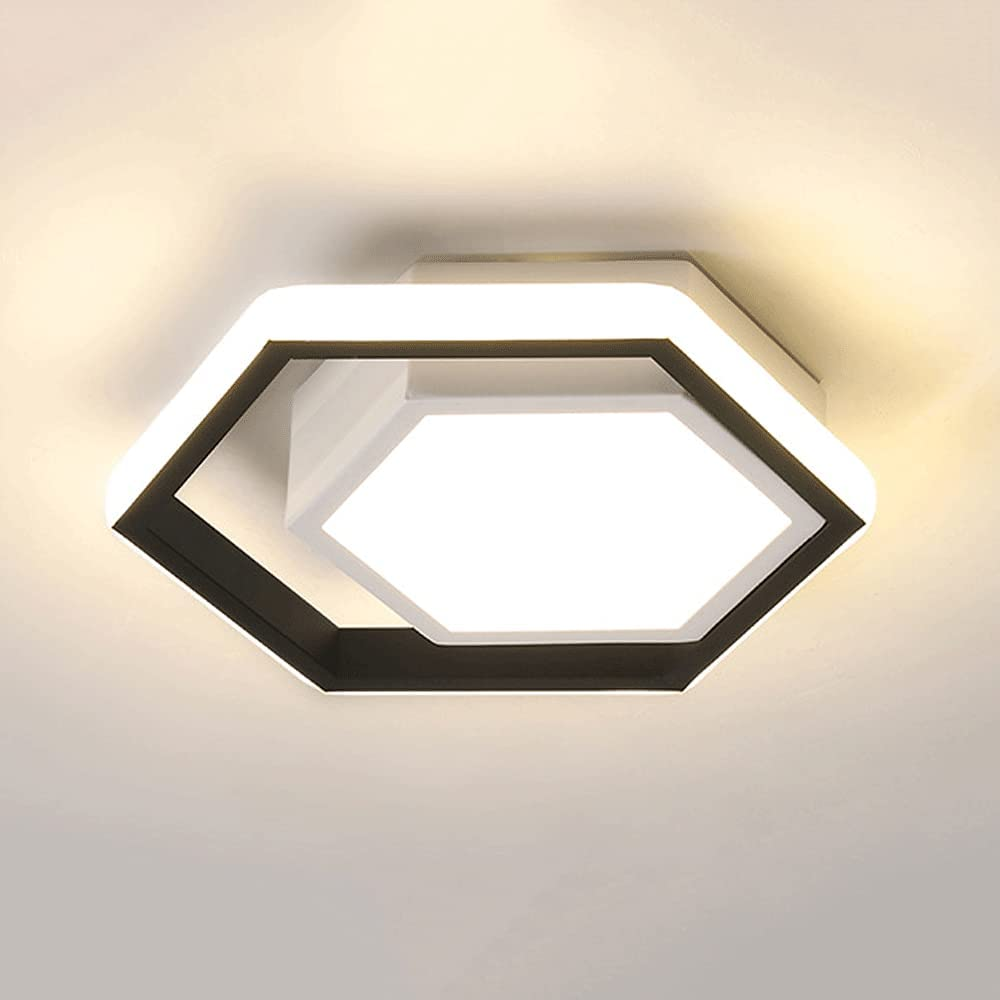Large special price Branded goods YHBHNB Creative Geometric Hexagonal L with Design Side-Emitting