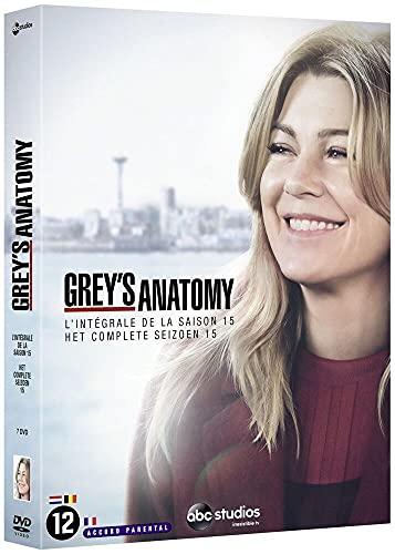 Grey's Anatomy-Saison 15 [DVD]
