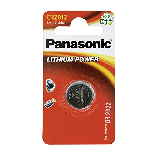 Lithium CR2012 Batterie IEC CR2012, CR-2012EL/1B