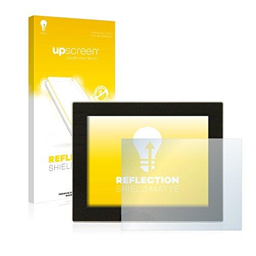 upscreen Entspiegelungs-Schutzfolie kompatibel mit 4Logistic MS512 i5X MK2 – Anti-Reflex Bildschirmschutz-Folie Matt